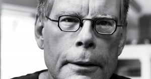"Stephen King poses at an undisclosed location on May 13, 2011. King is author of ""11/22/63."" Photographer: Shane Leonard/Simon and Schuster via Bloomberg EDITOR'S NOTE: NO SALES. EDITORIAL USE ONLY."