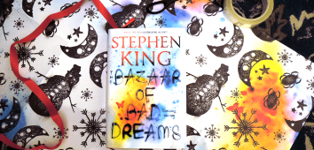 The Stephen King Christmas Gift Guide