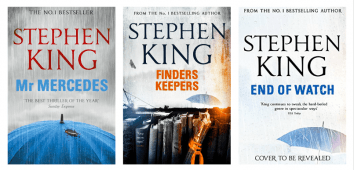 The final standalone novel in the Mr Mercedes trilogy is coming…