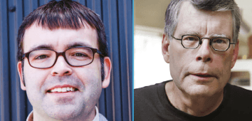 A new novel by Stephen King and Owen King