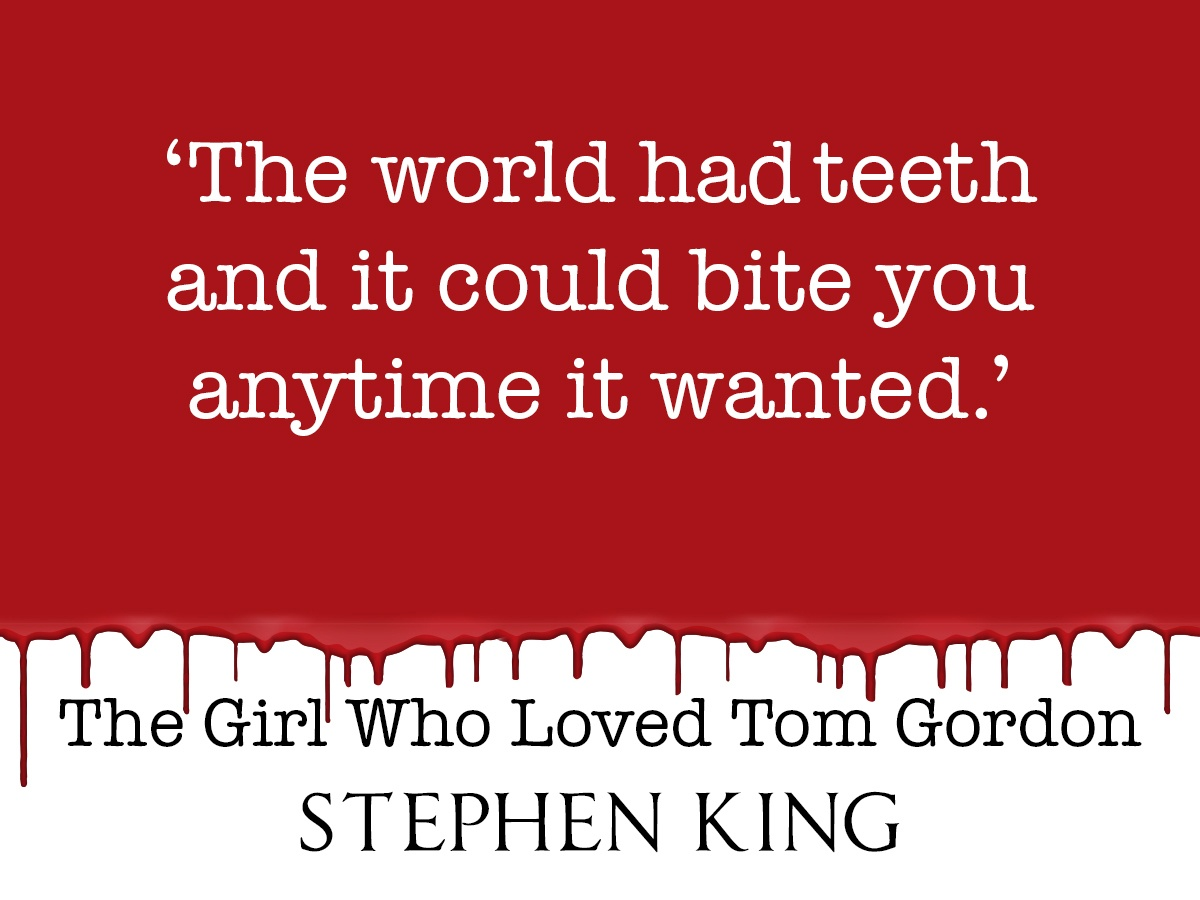 The Girl Who Loved Tom Gordon Summary & Study Guide