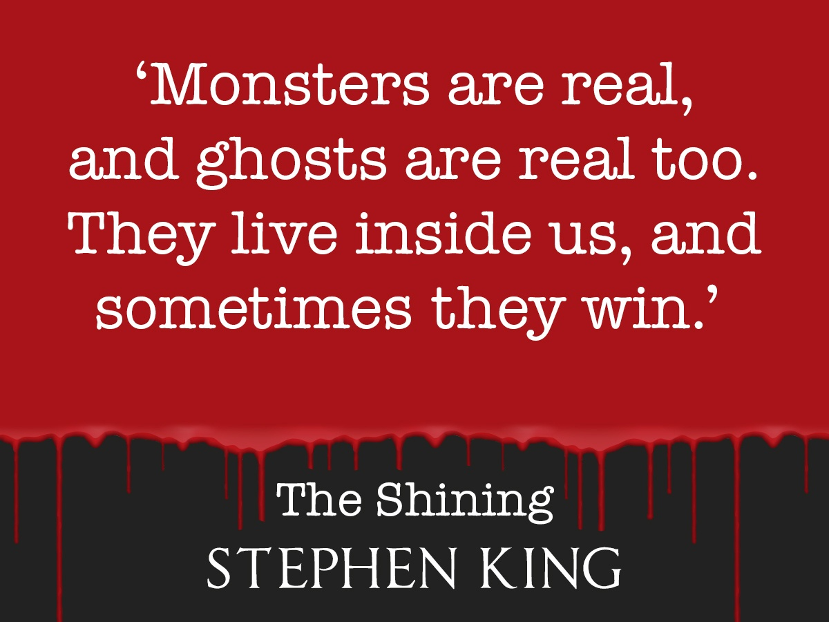 What Are The Best Loved Stephen King Quotes?
