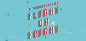 Cover reveal: Flight or Fright