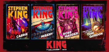 The King of Halloween returns!