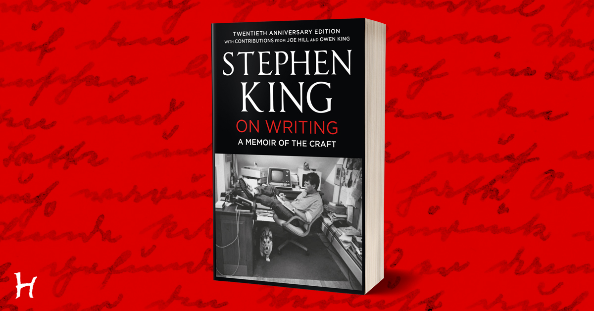 King for a Day 2020: Celebrate the master of ON WRITING!