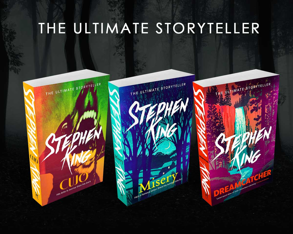 A new look for The Ultimate Storyteller